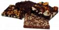 Chocolat noir Croquants