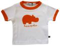 T-shirt bébé bio Hippopotin