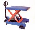 Tables hydrauliques mobiles à batteries