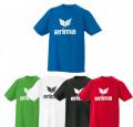 Tee Shirt Erima Logo
