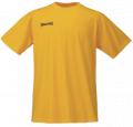 Tee Shirt Spalding Basic Jaune