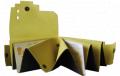 Porte cartes modulable cuir recyclé