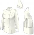 Vêtements pour la cuisine