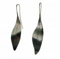 Boucles d'oreilles Eucalyptus