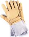 Les gants cuir