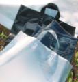 Пакеты, сумки из полиэтилена, пластиков, резины.