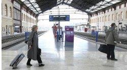 La régularité des trains s'est détériorée en 2010