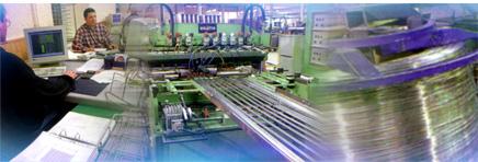 Grilles, grillages et toiles métalliques      Conserverie - machines et matériel      Alimentation industries diverses - machines et matériel