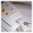Commande Enveloppes