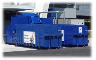 Commande Des solutions respectueuses de l'environnement pour vos déchets de production