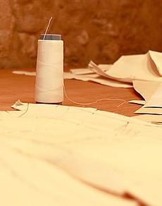 Commande Réalisation de robe