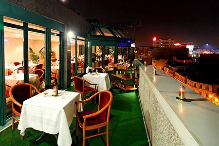 Commande Restaurant panoramique