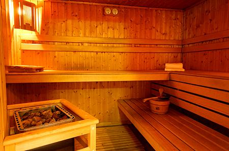 Commande Sauna