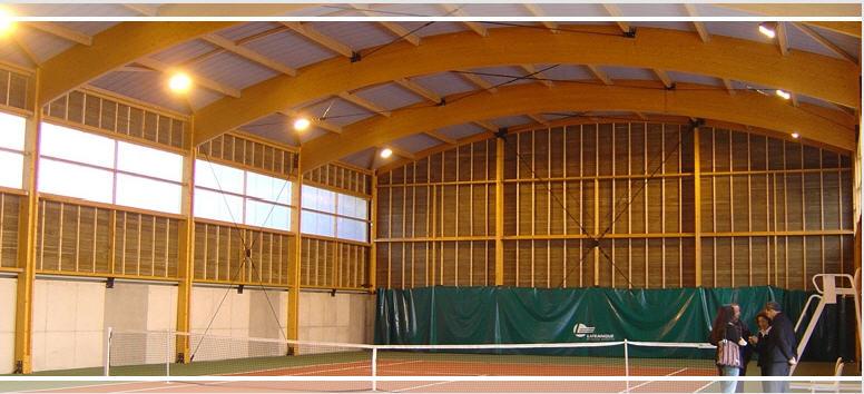 Commande Tennis Couverts
