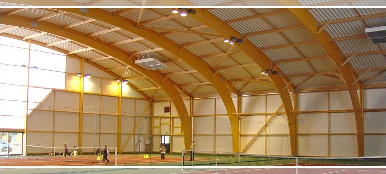Commande Tennis WOODMASTER