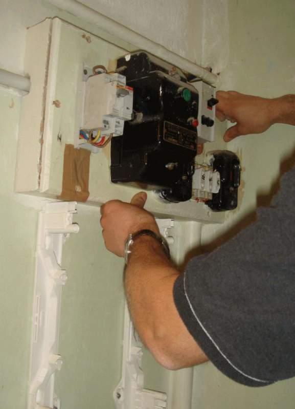Commande Électricité générale