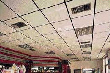 Commande Faux plafond suspendu
