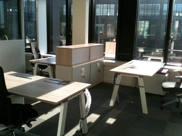 Commande La location de mobilier