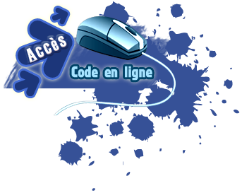 Commande Code en ligne