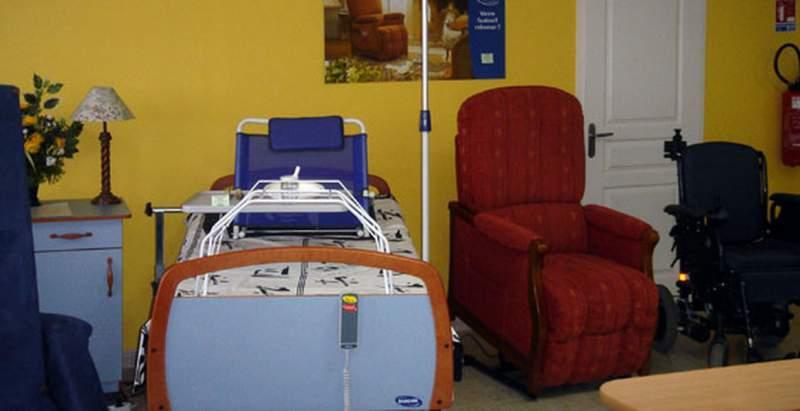 Commande Réparation de matériel médico-chirurgical