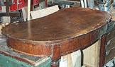 Commande Restauration des mobiliers et sièges anciens