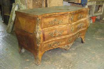 Commande Restauration de meubles