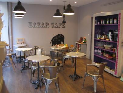 Commande Le Bazar сafé