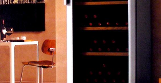 Commande Caves à vin