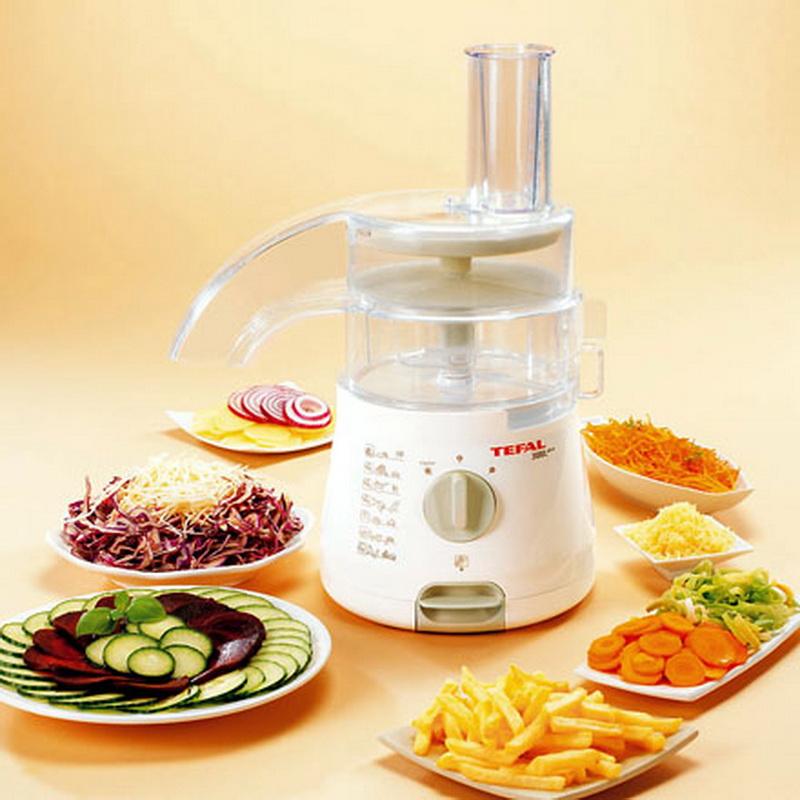 Commande Robots de cuisine