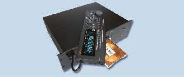 Commande Enregistreur numérique Fostex D2424