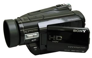 Commande Camescope Numerique Sony Hdv Dcr-Hc9e