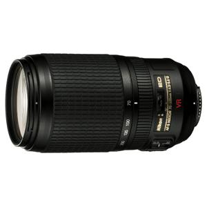Commande Objectif Nikon Af-S Nikkor 70-300mm Vr 4.5/5.6 Fed