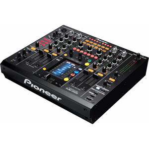 Commande Table de Mixage Dj Pioneer Djm-2000