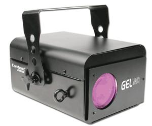 Commande Effet 3d Dmx 12 Gobos Coul Contest Gel-330
