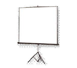 Commande Ecran de projection 240x180