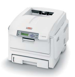 Commande Imprimante couleur OKI C5700n