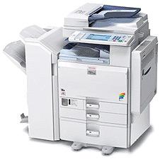 Commande Photocopieur couleur Ricoh Aficio C2800