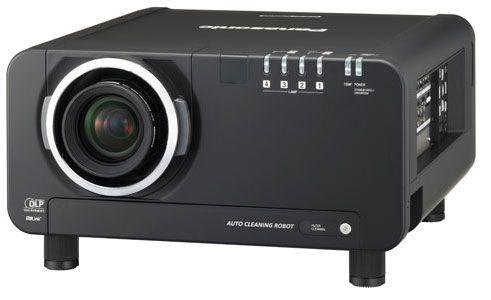 Commande Panasonic PT-DZ12000E / FullHD / 3DLP / Optiques interchangeable