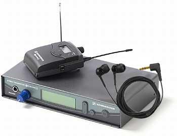 "Commande Retour Scène UHF ""Ear Monitor"" Sennheiser EW-300 IEM G2"