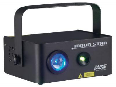 Commande Laser Moonstar
