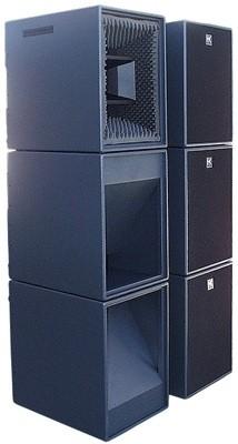 Commande Système amplifié projector hk 3600w