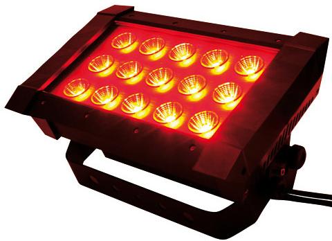 Commande Projecteurs à LED changeur de couleur a led rvb 225