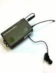 "Commande Micro HF Senheiser type ""micro cravate"" 800 MHz"