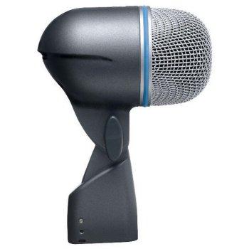 Commande Microphone dynamique supercardioïde Shure BETA 52A