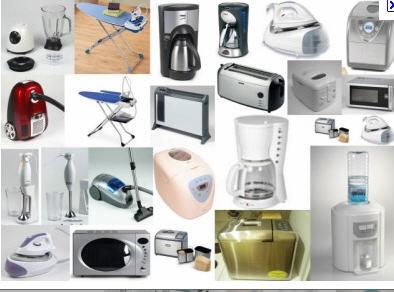 Commande Depannage des electromenagers