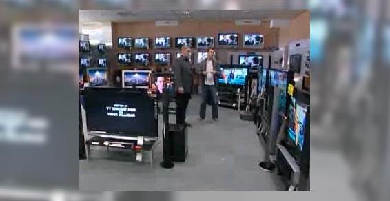 Commande Télévisions