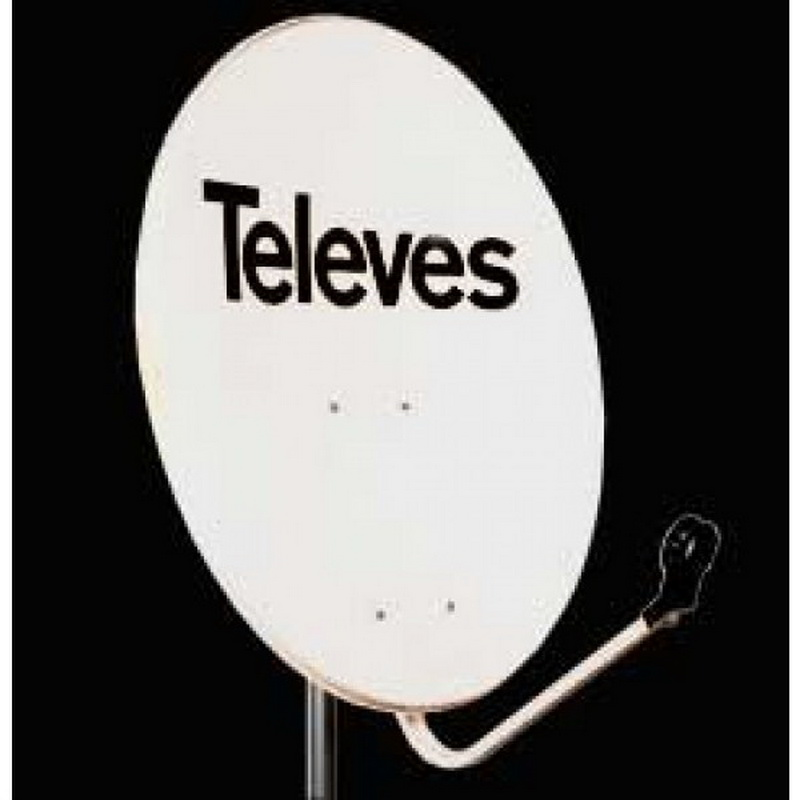 Commande Pose d'antennes satellites