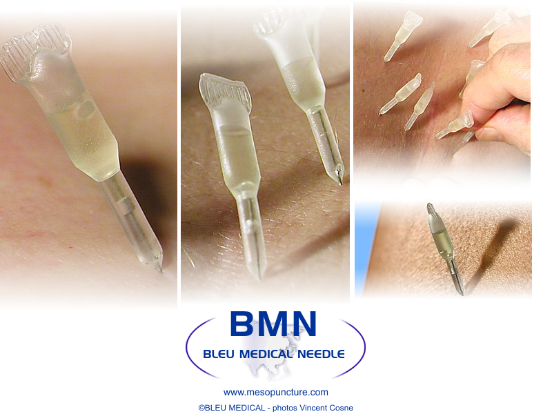 Commande Global trainig for Mesotherapy Acupuncture Mesopuncture_MAM