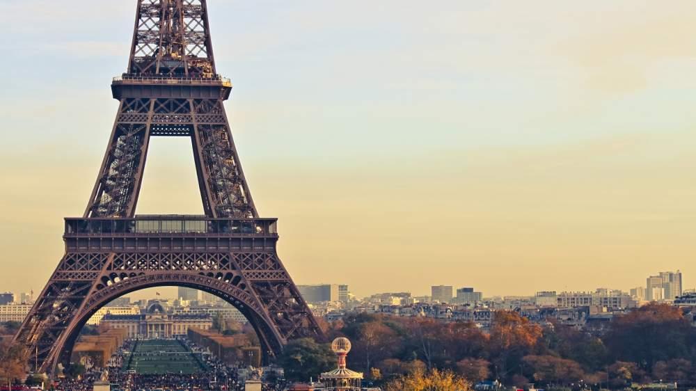 Commande Туристические услуги во Франции