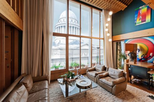 Commande Аренда квартир в Париже